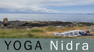 Yoga Nidra for Healing 20 mins   Yoga with Dr. Melissa West 438