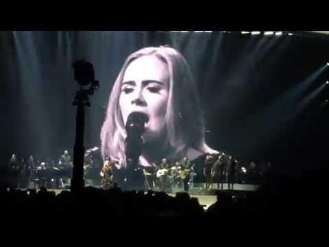Adele Rumor Has It Live