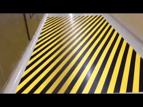 Floor Marking Tapes and Visual Management Tools - YES Machinery