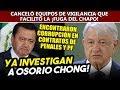 Osorio Chong en la mira de AMLO, encuentran sus desvíos en penales y PF