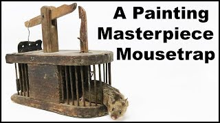 the-oldest-mouse-trap-in-my-collection-new-look-to-the-filming-studio-mousetrap-monday