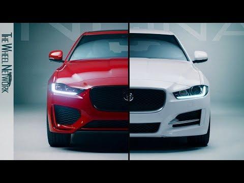 2020 Jaguar XE – New vs. Old