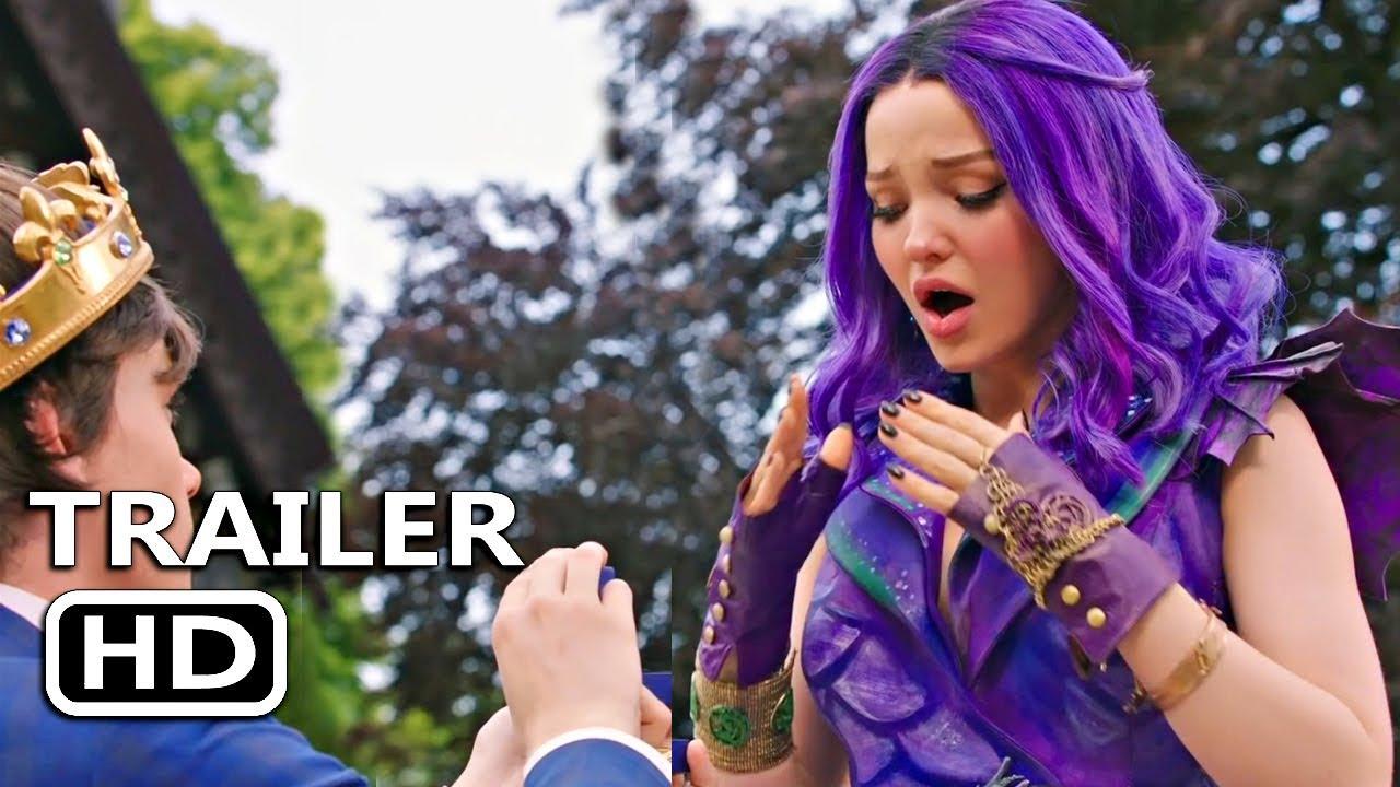 Download DESCENDANTS 3 Official Trailer (2019) Disney Movie