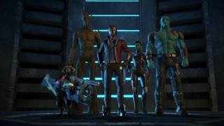 Marvel's Guardians of the Galaxy: The Telltale Series - Bande-annonce officielle