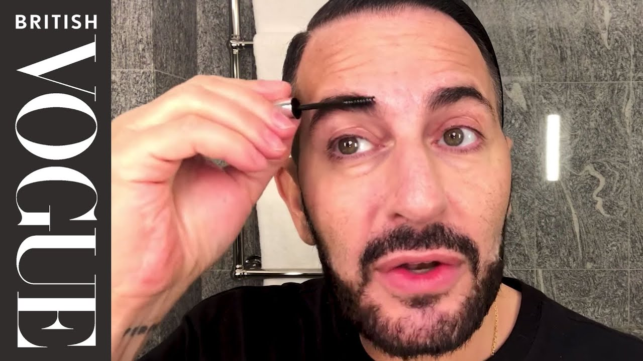 Marc Jacobs Shares His Go-To Products On A Busy Morning | British Vogue