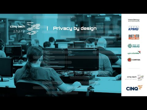 CINQ TECH Share: Privacy by Design | #BeyondTechnology