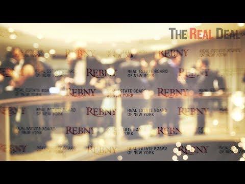 Inside REBNY's 2018 gala