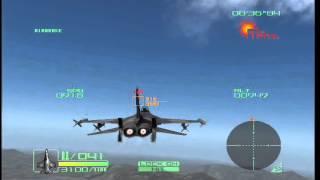 Airforce Delta Storm Mission 15 - Pursuit Across the Sky