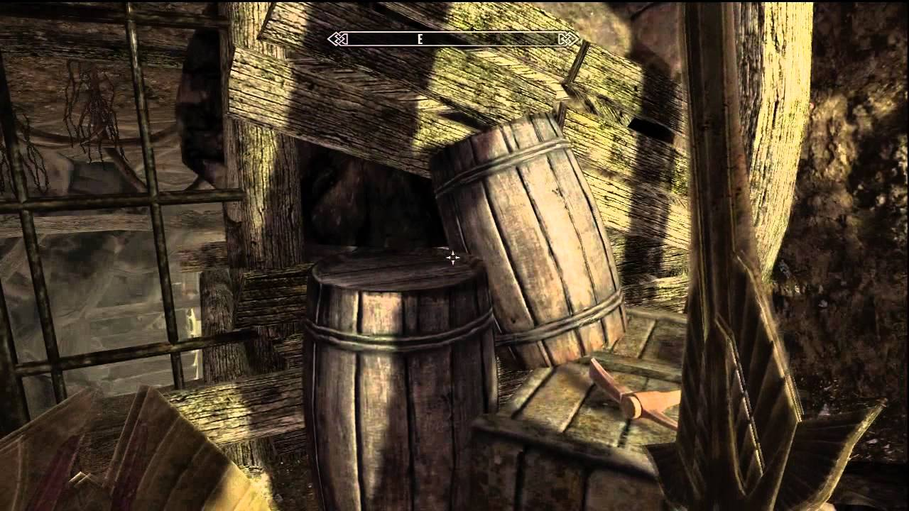 Skyrim Transmute Spell Location Guide - Turn Iron into Gold