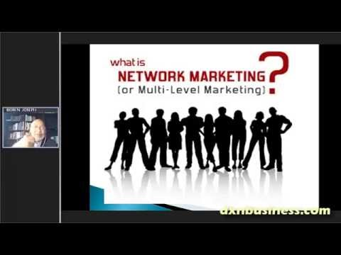 DIRECT SELLING | NETWORK MARKETING INDUSTRY EXPLAINED (ENGLISH WEBINAR)