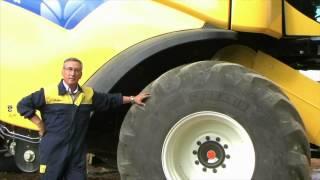 MICHELIN Ultraflex Tecnologies also in harvesters