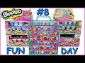 ~☀*★~ SHOPKINS FUN DAY ~★*☀~  AWESOME Shopkins Surprise Pack Opening - All Seasons of Shopkins!