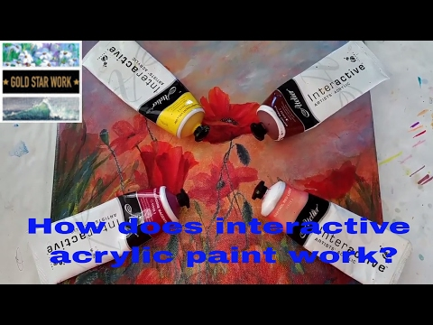 Tips and tricks for using Atelier Interactive paints and why I love them.