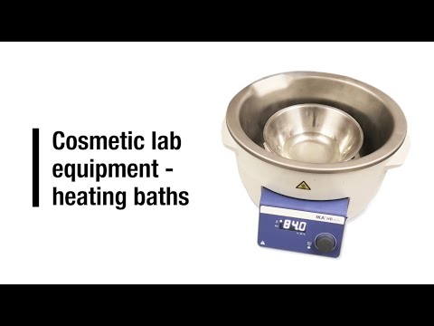 Cosmetic Lab Equipment - Heating Bath