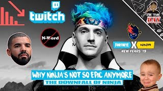 Ninja's Most Epic L's Of 2018!! - What Happened To Ninja? - L OF THE DAY