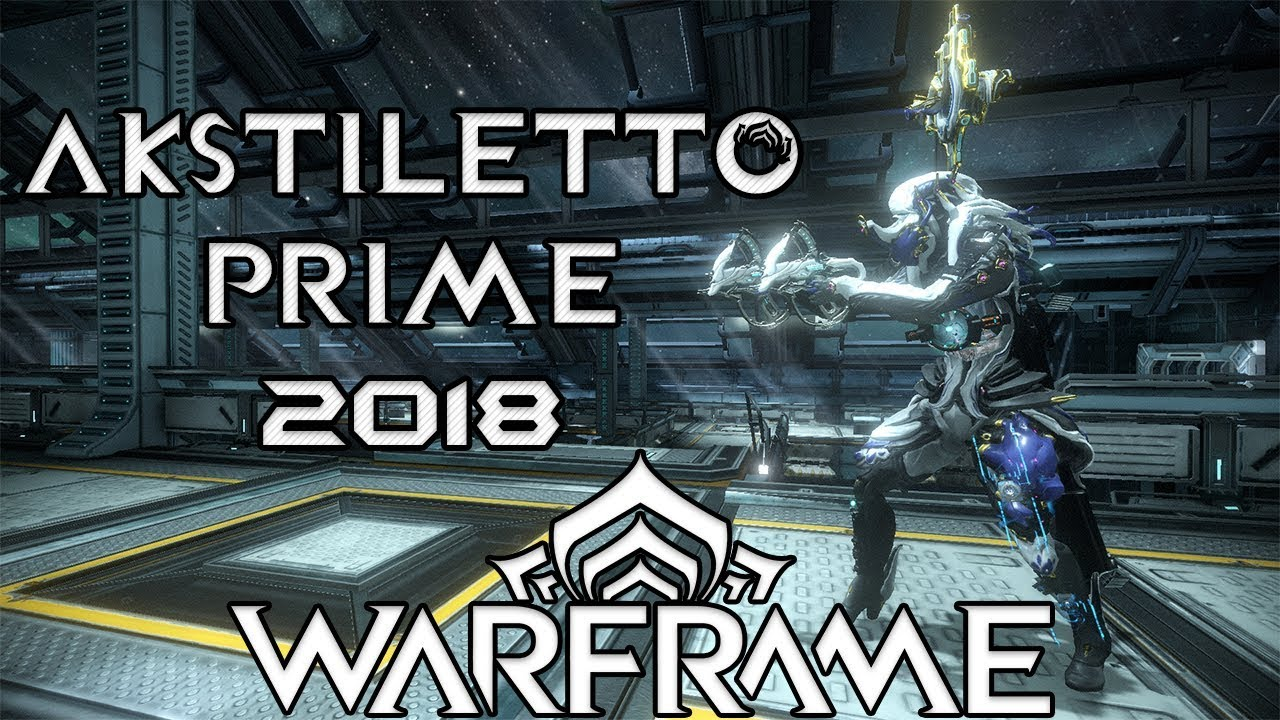 Best Secondary In Warframe 2020 Akstiletto Build 2018 (Guide)   The Best Secondary Weapon