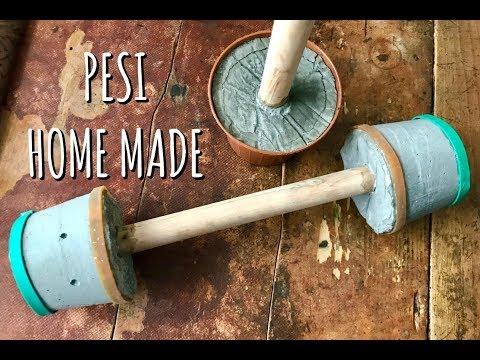 MANUBRI HOME MADE (Fitness Creativo) Arte per Te thumbnail