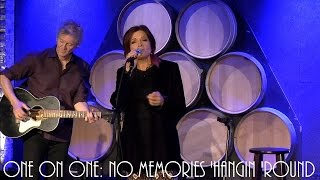 ONE ON ONE: Rodney Crowell w/ Rosanne Cash - No Memories 'Hangin 'Round 3 / 30 / 17 City Winery New York