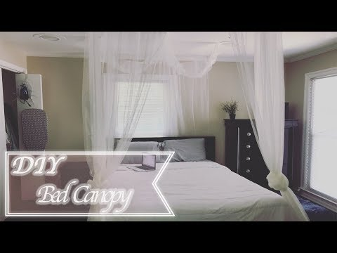 DIY: Bed Canopy