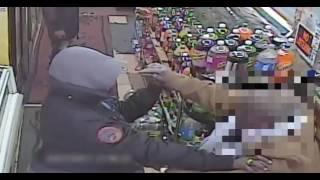 Brooklyn Man Fights Back Against Deli Robbers