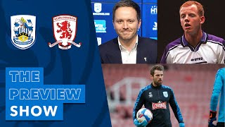 📺 THE PREVIEW SHOW | Middlesbrough (H)