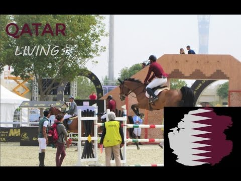 Horse Race - Qatar's Most Prestigious Game || Qatar Living