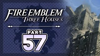 """Part 57: Let's Play Fire Emblem, Three Houses, Blue Lions, New Game+ - """"The Siege of Enbarr"""""""