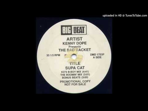 Kenny Dope Presents The Mad Racket - Supa (Baby Beats)