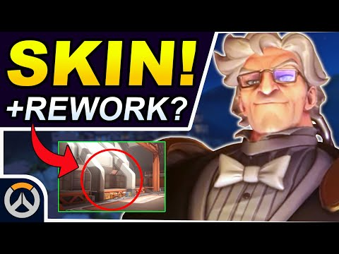 NEW SKIN! + Map Rework LEAK? - Sigma's Maestro Challenge Event (Overwatch News)