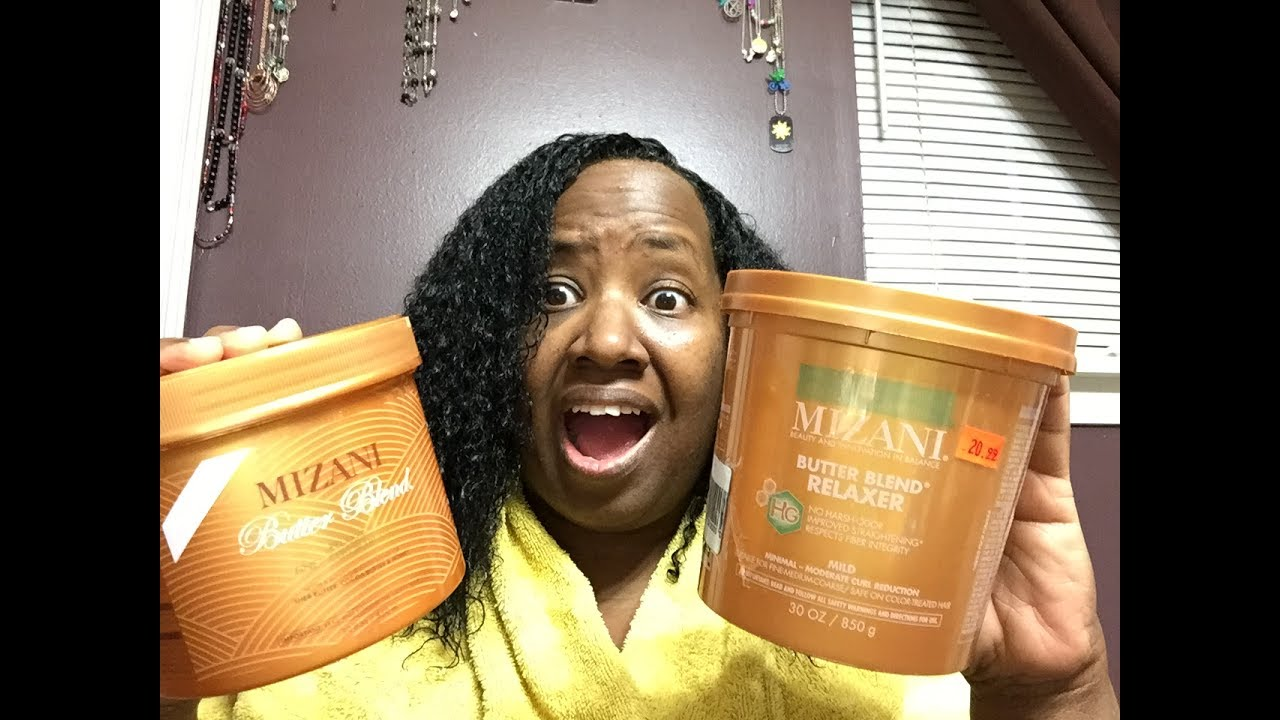 Mizani Er Blends Relaxer Changed My Update Chit Chat Tj S Hair