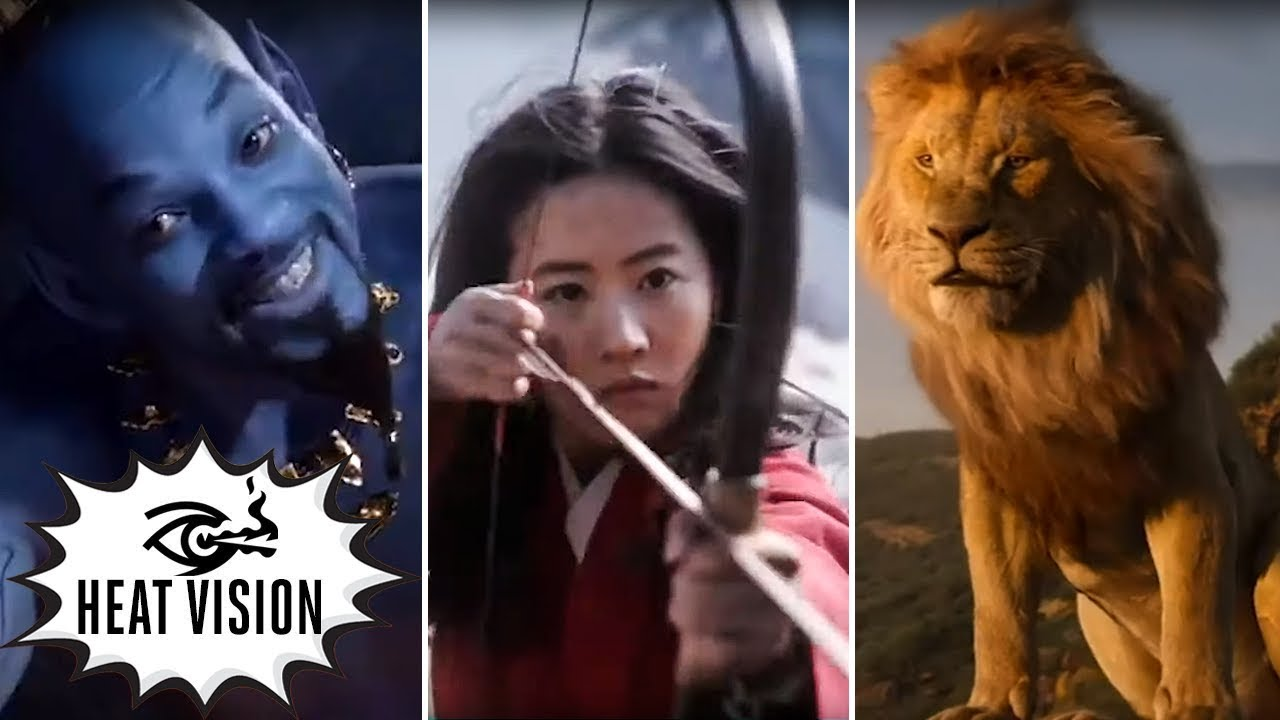 'The Lion King': What Disney Gets Right About Remakes | Heat Vision