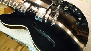 1966 Gibson ES-335 Restoration-Part 1