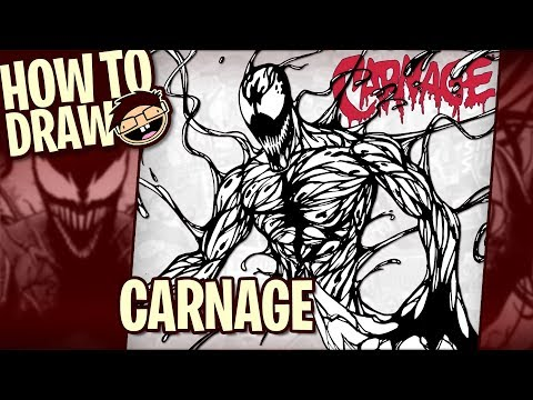 Download How To Draw Venom Venom 2018 Narrated Easy Step By