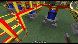 Как сделать Карьер в minecraft industrial craft