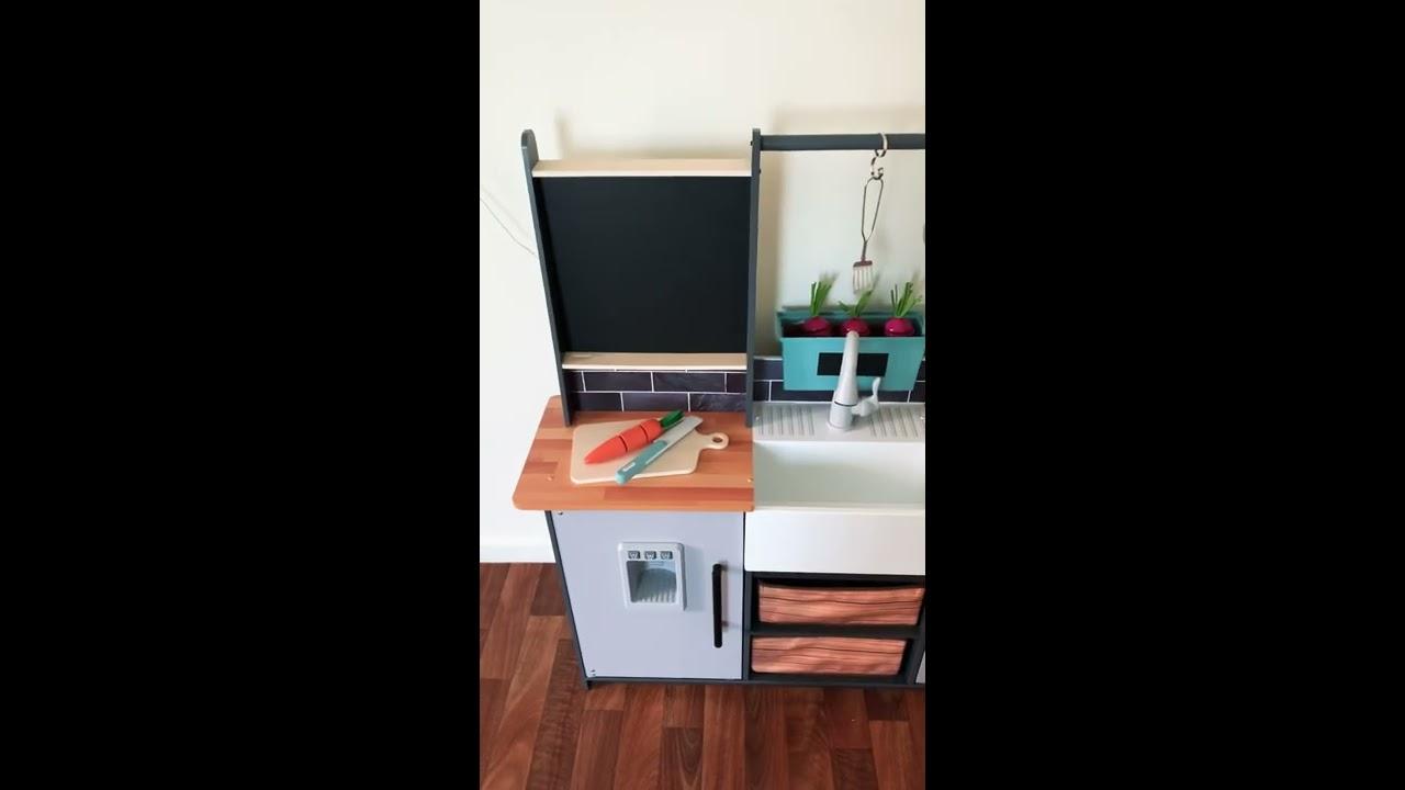 Kidkraft Farm To Table Kitchen Youtube
