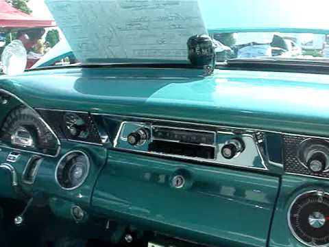 1955 Pontiac Starchief Nautilus Blue Beauty Youtube