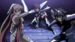 AMV - Saint Seiya The Lost Canvas - Gaiden
