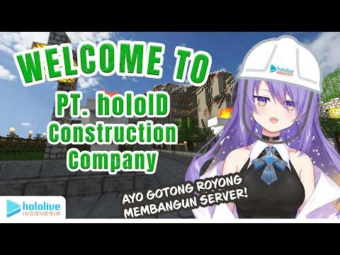 Perkenalan PT. holoID Construction Company