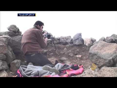 حصار عسكري يخنق بلدة كناكر بريف دمشق