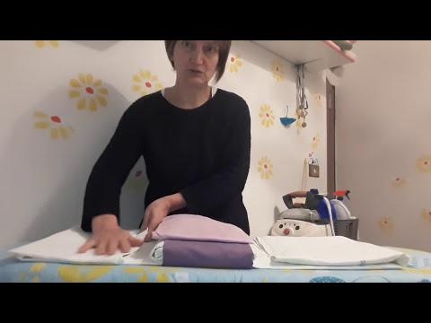 Come Stirare Le Lenzuola Matrimoniali.Come Piegare Le Lenzuola Youtube