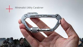 GPCA Carabiner LIVE on Kickstarter (The Long Cut)