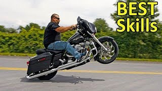 Bagger and Chopper WHEELIES