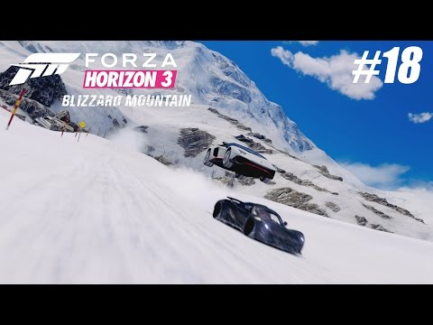 Blizzard Mountain (Horizon 3 DLC) #18 Alle PR-Stunts - CHECK [German/1080p/XBox One]