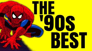 The GENIUS of Spider-Man: The Animated Series
