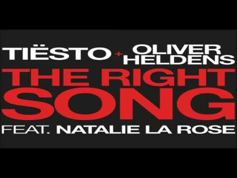 Tiësto & Oliver Heldens – The Right Song (feat. Natalie La Rose) [HD] 2016