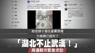 西藏出現武漢肺炎疑似病例 中國全境淪陷|港府防疫遲緩激怒港民 醫護或將罷工|晚間8點新聞【2020年1月29日】|新唐人亞太電視