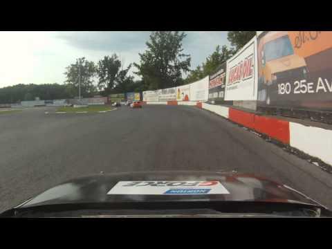Optimum & Champagne Motorsports - Qualif 04/07/15 - Vue Avant