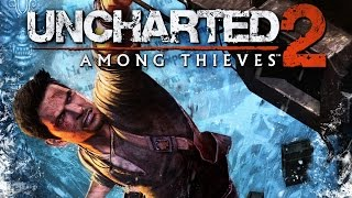 Uncharted 2 Among Thieves - Game Movie
