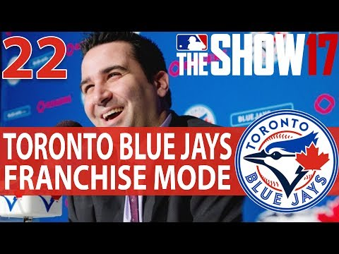 GOING AFTER CHRIS SALE IN THE OFF-SEASON | MLB 17 The Show Toronto Blue Jays Franchise Mode Ep 22
