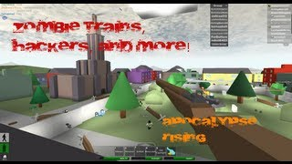 ROBLOX Apocalypse Rising - Hacker, Zombie-Züge und mehr! - Gameplay-Kompatibilität -